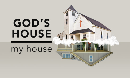 A Call To Build The House Of God